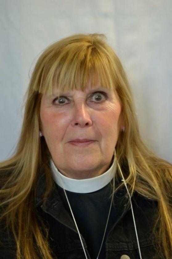 The Rev. Winna Martin
