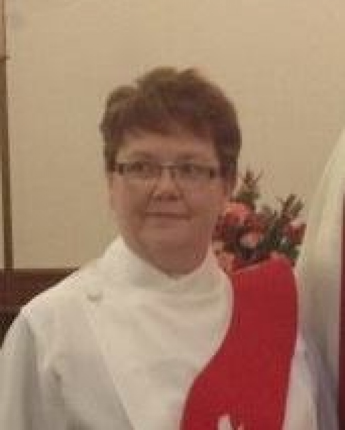 The Rev. Nancy Brunt