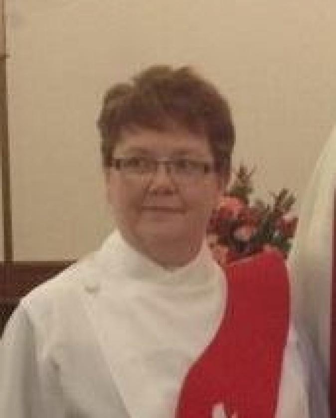 The Rev. Nancy Brunt