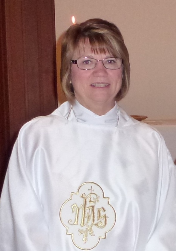 The Rev. Susan Anholt
