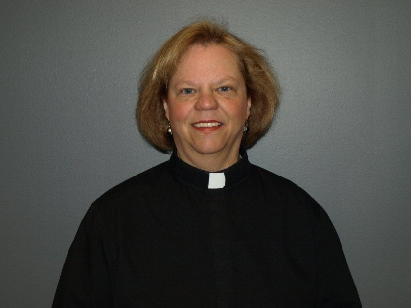 The Rev. Canon Deacon Susan Page