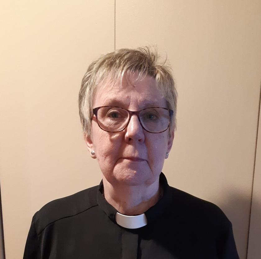 The Rev. Deacon Rita Brann