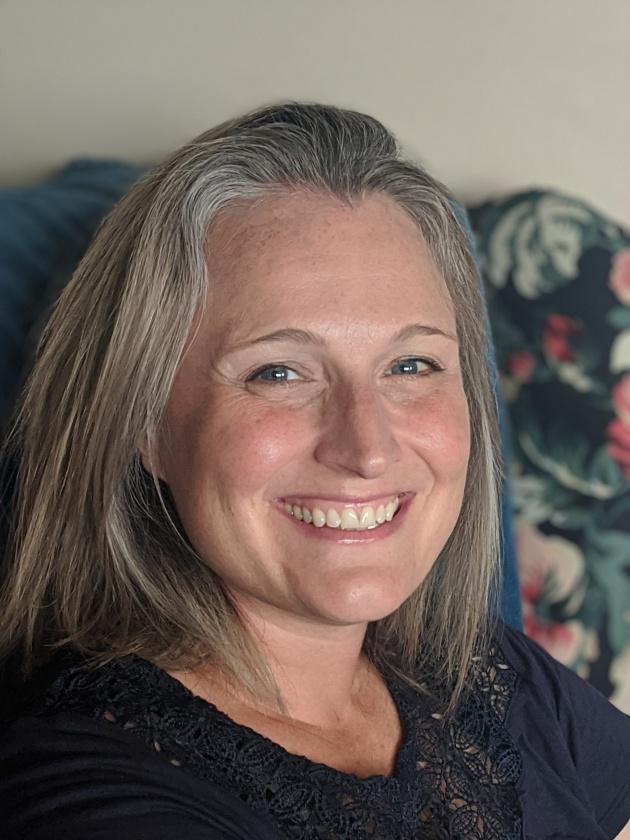 The Rev. Deacon Krista Dowdeswell